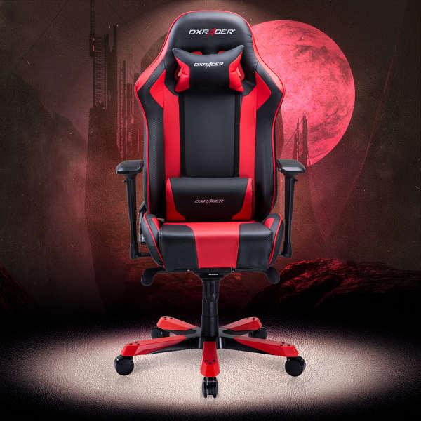 Mänguri toolid DXRacer.