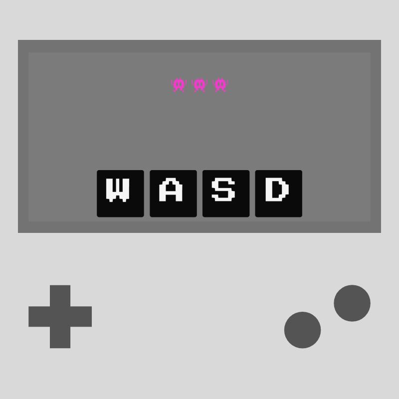 wasd placeholder